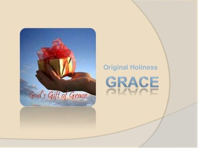 Original Holiness