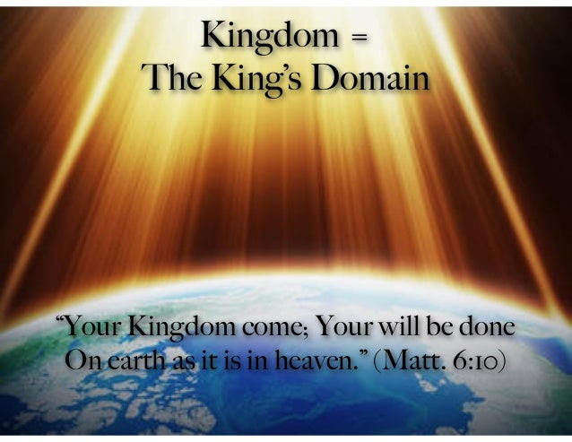 God's Kingdom is Always Expanding - Brent Lokker