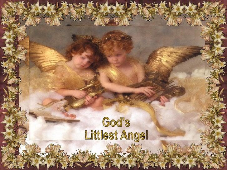 God's  Littlest Angel