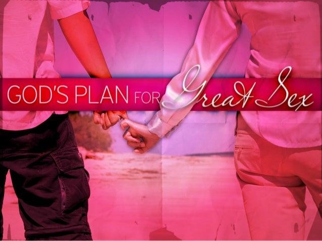God's plan for_great_sex- seminar