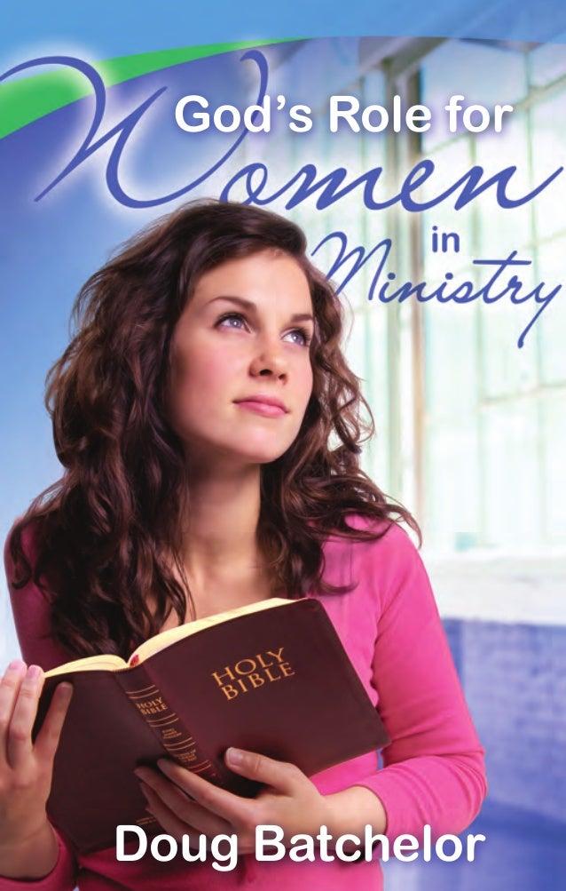 P.O. Box 1058 • Roseville, CA 95678-8058 ISBN-13: 978-1-58019-221-7 God's Role for Doug Batchelor