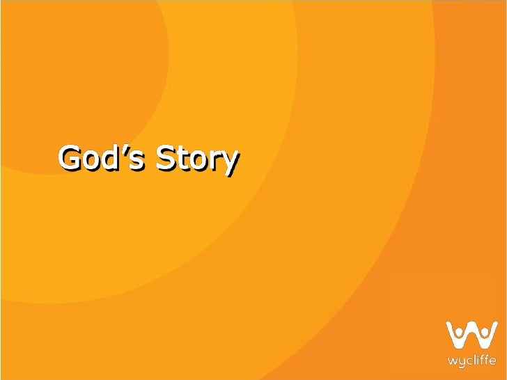 God's Story<br />