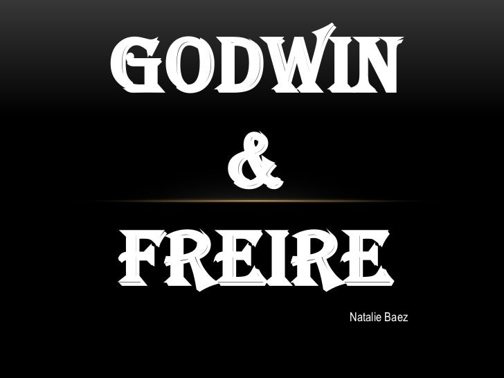 GODWIN  &FREIRE    Natalie Baez