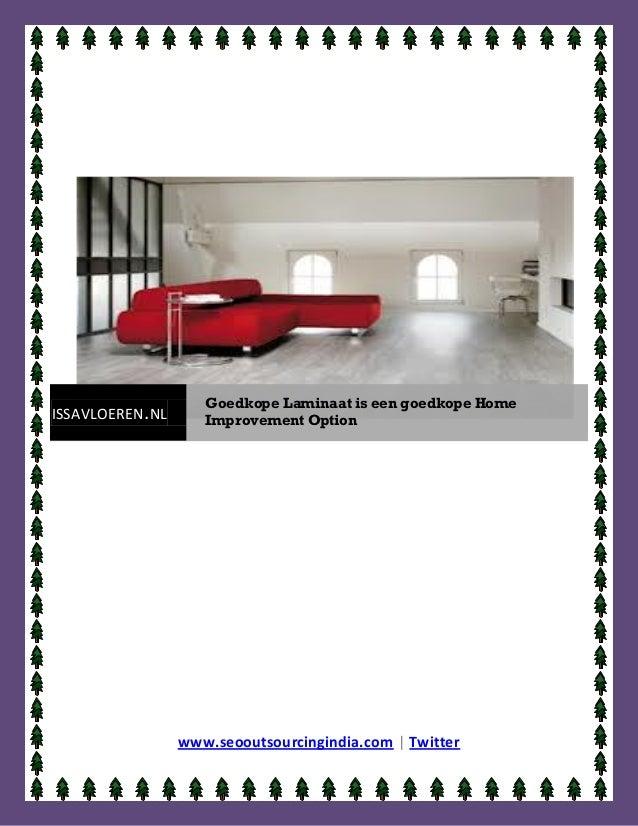 Goedkope Laminaat is een goedkope HomeISSAVLOEREN .NL      Improvement Option                  www.seooutsourcingindia.com...