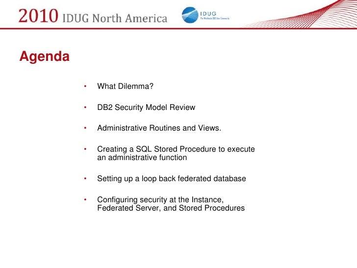 Solving the DB2 LUW Administration Dilemma Slide 2