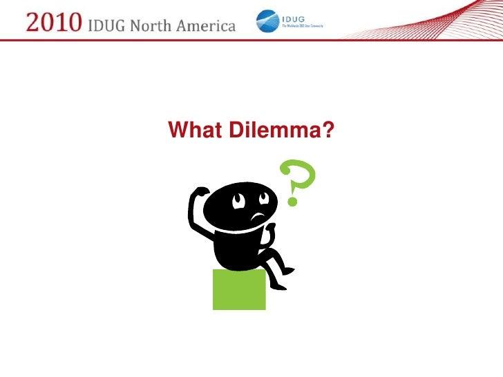 Solving the DB2 LUW Administration Dilemma Slide 3