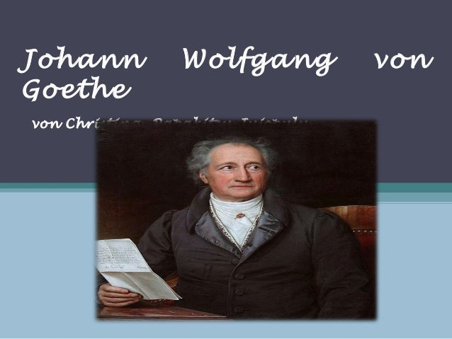 Johann           Wolfgang          vonGoethevon Christina Papakitsu-Jujopulu