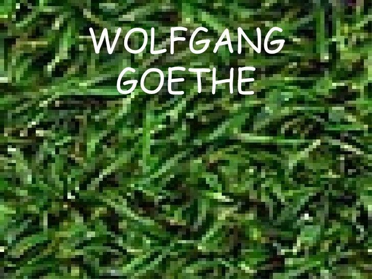 Goethe y cervantes carmen g Slide 2