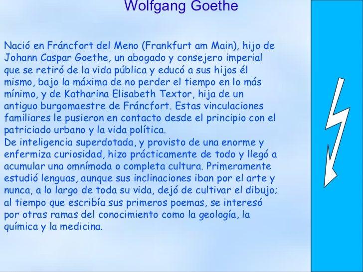 Goethe y cervantes carmen g Slide 3