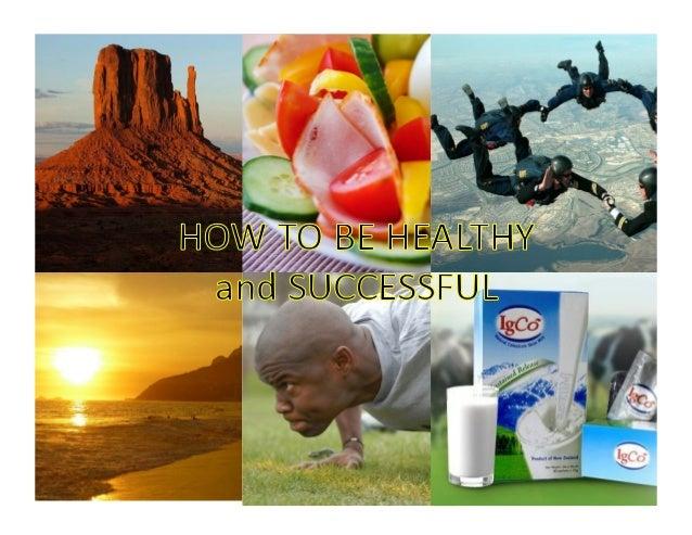 Go for health