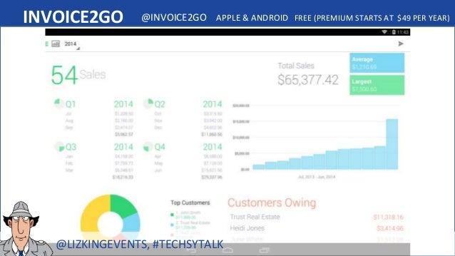 Go Go Gadget - Invoice 2 go