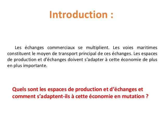 Espace Et Echange Espagnol Definition