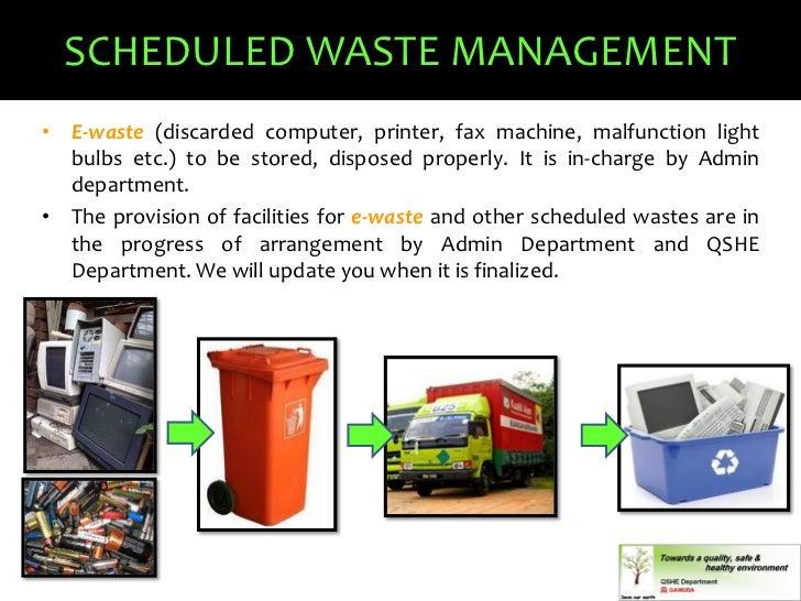 how to start a hazardous waste disposal business