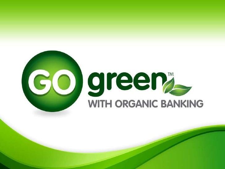 Go Green Power Point Presentation 2