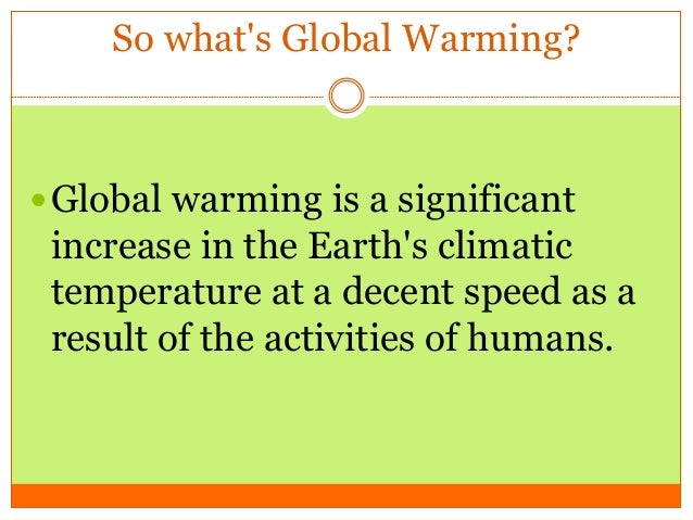 The Kids Guide To Global Warming IndiaCelebrating com