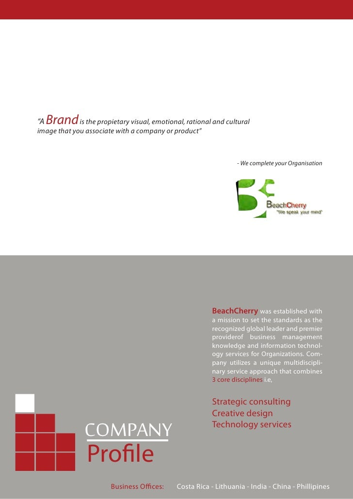 """""""A   Brand is the propietary visual, emotional, rational and cultural image that you associate with a company or product"""" ..."""