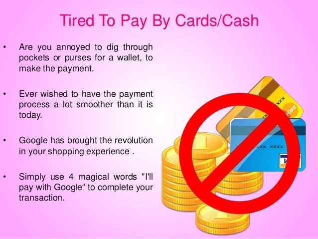 Go Hands Free in shopping Slide 2