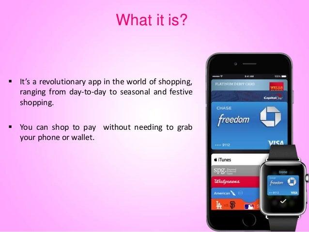 Go Hands Free in shopping Slide 3