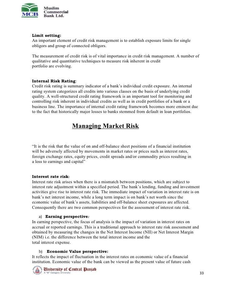 internship report on icb islamic bank Internship report #1 on mcb(muslim commercial bank limited) arooj arshad september 2011 permalink mcb internship report attachments.