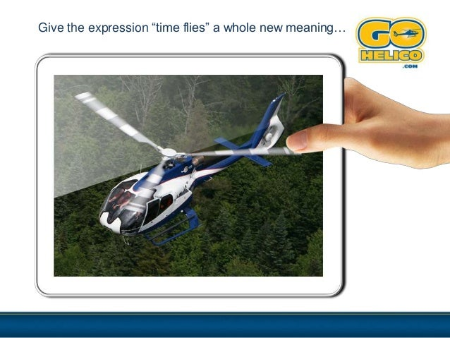 """Give the expression """"time flies"""" a whole new meaning…"""