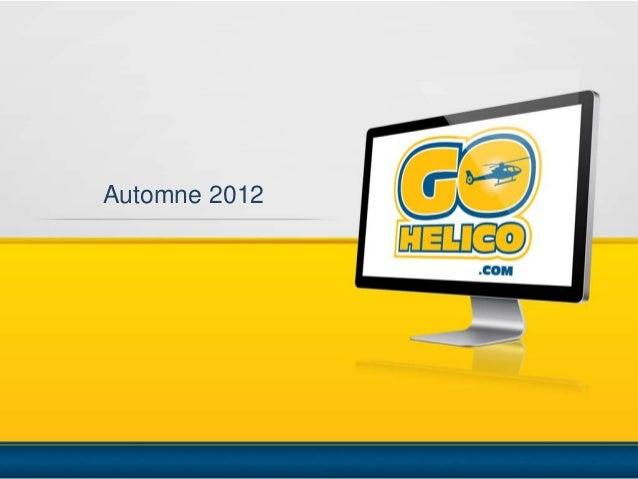 Automne 2012