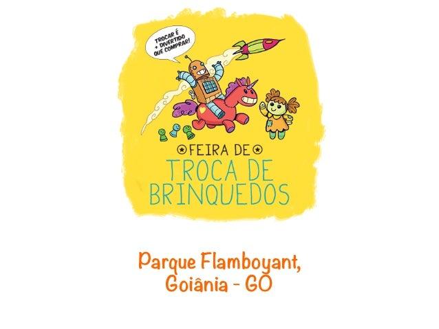 Parque Flamboyant,   Goiânia - GO