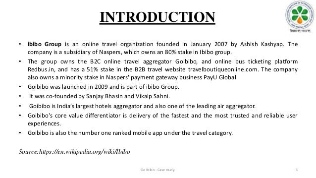 Goibibo merger with make my trip