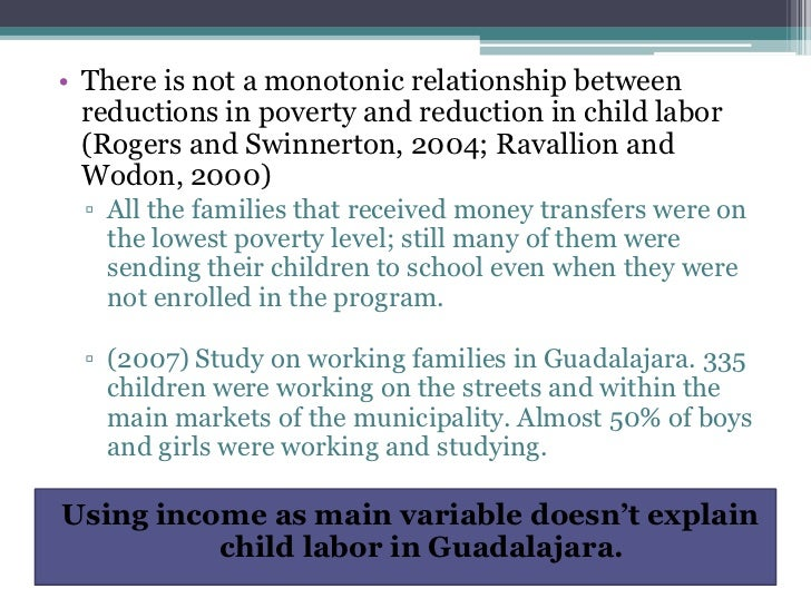 the relationship between poverty and attributional The purpose of the study is to analyze the effects of different features of conservative ideology,  relationship between  of poverty: an attributional .