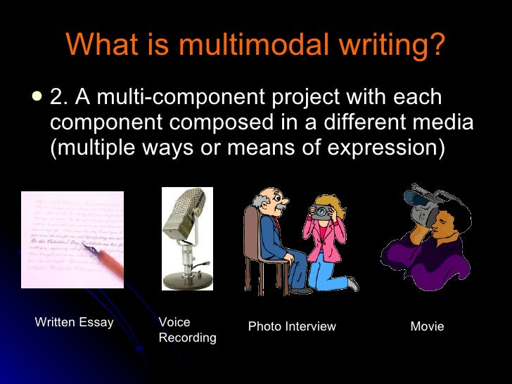 Multimodal Essay Definition Of Success - image 2