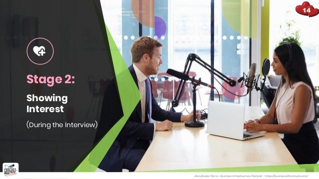 Alicia Butler Pierre - Business Infrastructure Podcast – https://businessinfrastructure.tv/ Stage 2: Showing Interest (Dur...