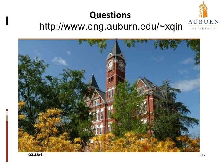 Auburn admissions essay