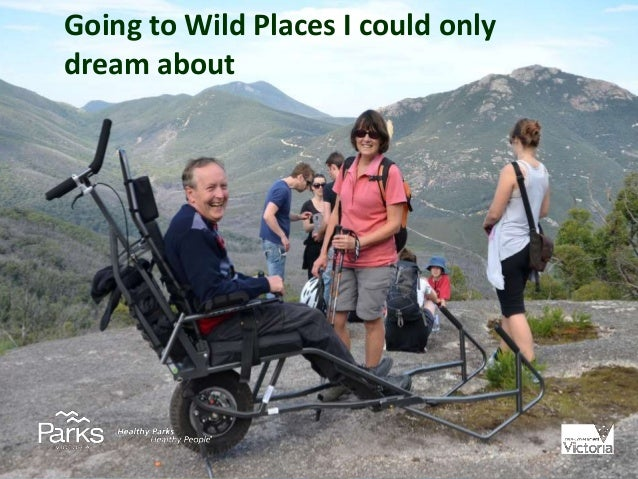 Going to Wild Places I could only  dream about