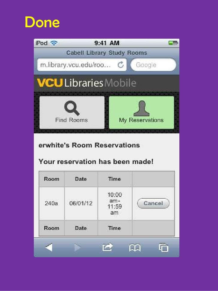 Study Room Services - UCLA Library