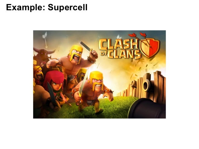 Example: Supercell