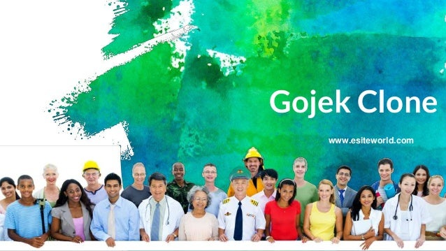 Gojek Clone www.esiteworld.com