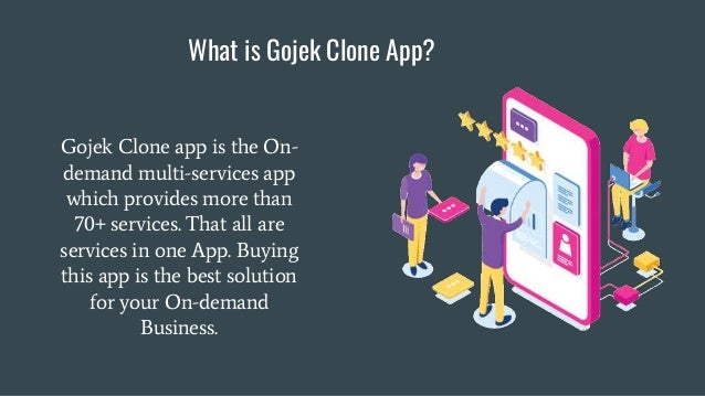 What is Gojek Clone App? Gojek Clone app is the On- demand multi-services app which provides more than 70+ services. That ...