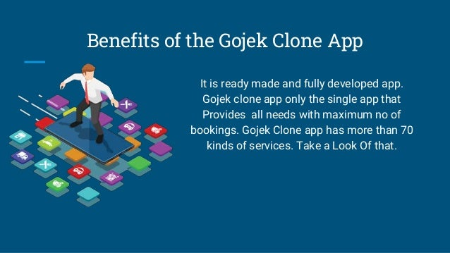 Benefits of the Gojek Clone App It is ready made and fully developed app. Gojek clone app only the single app that Provide...