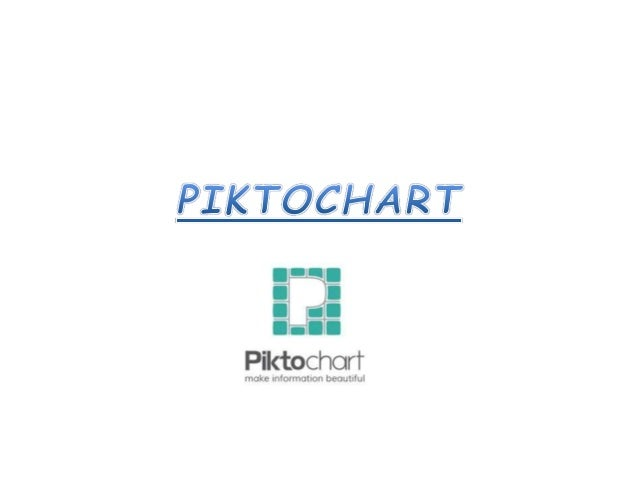 DEFINICION • Piktochart es una aplicación online que facilita la creación de infografías a aquellos que no tienen conocimi...