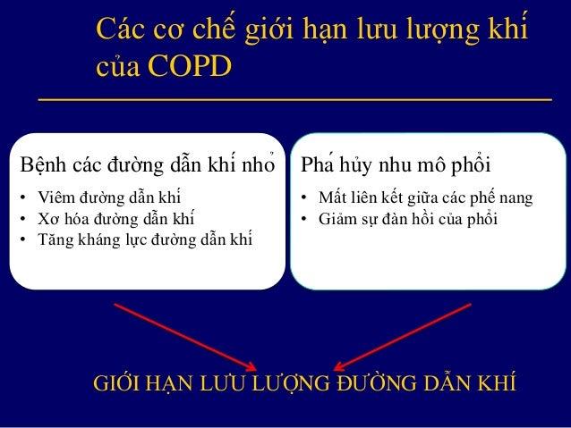 CHẨN ĐOÁN VÀ ĐÁNH GIÁ CÁC ĐIỂM CHÍNH  Cần nghĩ đến COPD trên bệnh nhân có khó thở, ho hay khạc đàm kéo dài va...