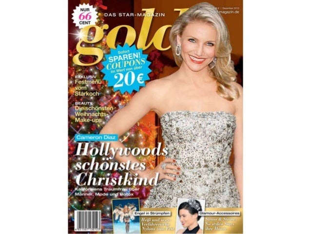 gold - die Dezember-Ausgabe ist da