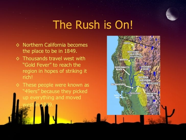 essay about the california gold rush Essays and criticism on literature of the california gold rush - critical essays.