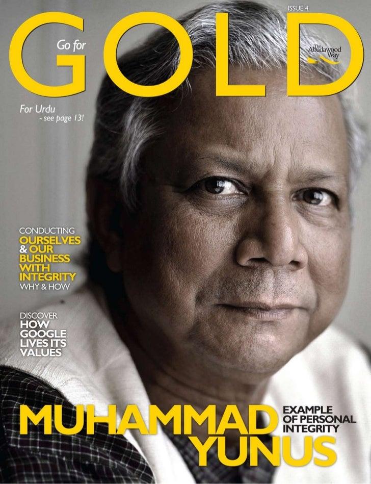 Abudawood Gold Magazine Issue 4