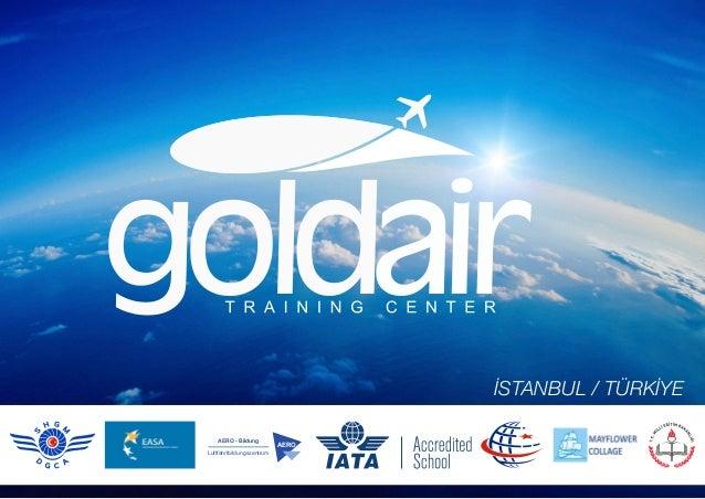 İSTANBUL / TÜRKİYE AERO - Bildung Luftfahrtbildungszentrum AERO