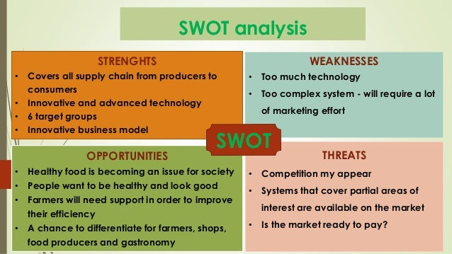 rfid swot analysis Home swot analysis of proposed supply-side rfid tagging stren.