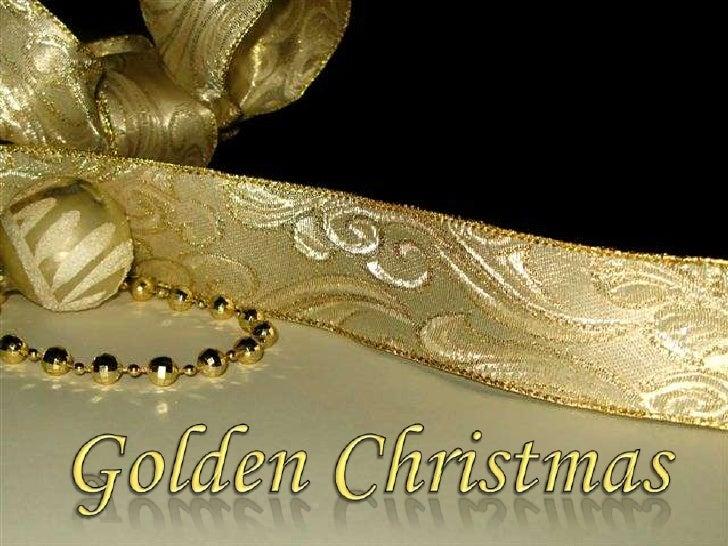 Golden Christmas<br />
