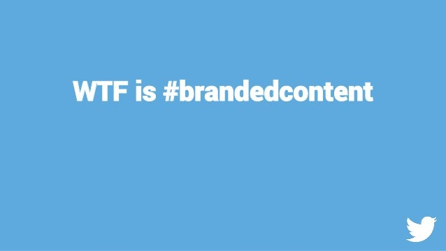BOBCM: A glimpse into the future of branded content marketing (Golden Drum) Slide 2