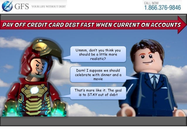 Learn How to Pay off Credit Card Debt Fast - by @gfsdebtrelief (Golde…