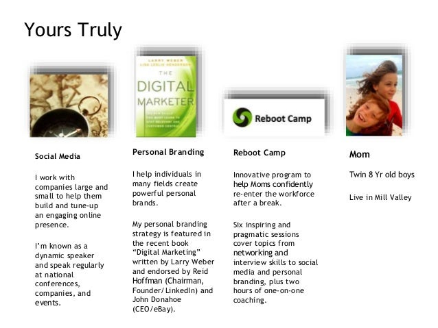 Optimizing Your Online Presence: LinkedIn, Pinterest, and Instagram Slide 2