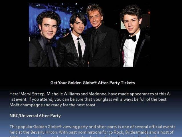 2014 Golden Globe Awards Slide 2