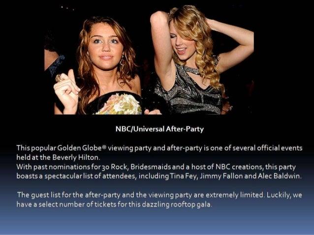 2014 Golden Globe Awards Slide 3